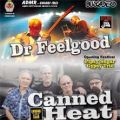 Chiari Blues Festival - Canned Heat - Dr Feelgood