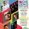 Indiegeno Fest 2018 Abbonamento