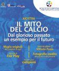 Il mito del calcio, immagini di campioni a Palazzo Ferrero