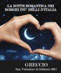 San Valentino Romantica nel Borgo Medievale di Greccio