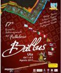 Ballus 2017, incontro internazionale del folklore