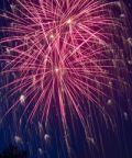 Fuochi d'artificio per il Natale di Levico Terme