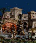 Il grande presepe artistico di Gragnano