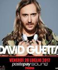 David Guetta torna in Italia per una unica e imperdibile data