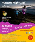 Moscato Night Trail a coppie