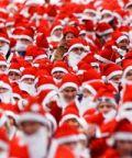 Babbo Running 2018: sport, ironia e spirito natalizio