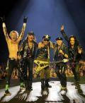 Gli Scorpions in concerto all'Arena di Verona