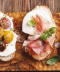 Festa del Bruschettone e della Scamorza coi Funghi Porcinia
