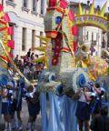 Tripudio di colori a Rocca di Mezzo per la Festa del Narciso