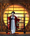In scena Madama Butterfly nel famoso allestimento curato da Zeffirelli