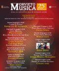 Orvieto Musica 2018, il festival che celebra la musica da camera