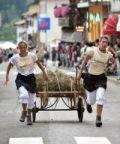 Palio 'Das Cjarogiules': gara tra i borghi