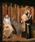 Il presepe gigante di Marchetto nel borgo antico di Mosso