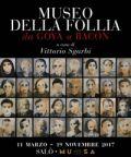 Vittorio Sgarbi cura la mostra dedicata alla follia