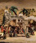 Tutta l'atmosfera del Natale racchiusa nel Presepe monumentale di Città della Pieve