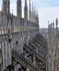 Passeggiando fra le guglie del Duomo