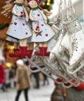 Mercatino natalizio dell'artigianato tipico e dell'enogastronomia