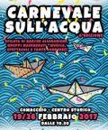 Torna a Comacchio il Carnevale sull'acqua