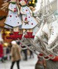 Mercatino di Natale in piazza a Pordenone