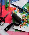 Festa delle Rose di Carta, l'arte del fatto a mano