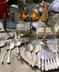 La Piazzolla, mercatino antiquario a Sant'Eramo in Colle