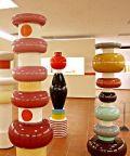 Le ceramiche Bitossi in mostra: un'esperienza tra colore, forma e materia