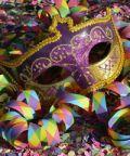 Festa di Carnevale a Sirmione, due frazioni in festa