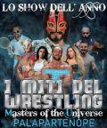 Le Star del Wrestling arrivano al Palapartenope di apoli