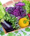 Mercatino dei prodotti agricoli