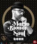 Continuano i concerti di Mario Biondi per i 10 anni di carriera