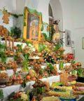 Festa di San Giuseppe a Valguarnera Caropepe