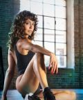 Valeria Belleudi protagonista in 'Flashdance'