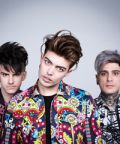 The Kolors in concerto in Piazza De Mes'Austu