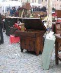 Mercatino dell'artigianato e dell'antiquariato a Fermo 2016