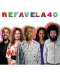 Gilberto Gil torna in Italia con Refavela 40