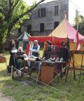 Giornate Medievali nel suggestivo cortile del Castello Visconteo