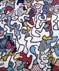 130 opere di Jean Buffet in mostra a Reggio Emilia