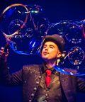Marco Zoppi arriva a Roma con 'Bubbles': un viaggio nel magico mondo delle bolle di sapone