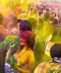 Holi, il Festival dei Colori