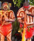 A Bergamo si incontrano gruppi tribali e indigeni del mondo