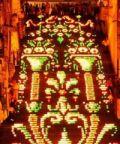 La Scala Illuminata: illuminazione artistica sulla Scala di Maria del Monte per il santo patrono