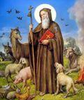 Festa di Sant'Antonio Abate nel Comune di Marta