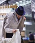Le nuove tendenze moda in 'Pitti Filati'