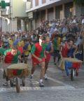 Il palio dell'Urmon 2017: un'agguerrita gara tra carriole, giochi e sagra del cotechino