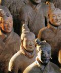 Le millenarie sculture dei Guerrieri di terracotta in mostra a Bari