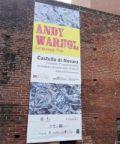 Mostra su Andy Warhol a Novara per la prima volta