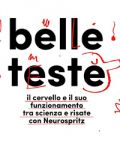 Belle teste: un aperitivo insieme al gruppo di ricercatori delle neuroscienze