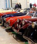 Esposizione di 15 auto d'epoca a Casa Lajolo
