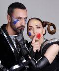 Raul Bova e Chiara Francini a Bari in 'Due'
