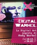 La Digital Art segreta di Andy Warhol